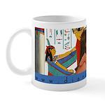 """Tomb of the Noble"" mug"