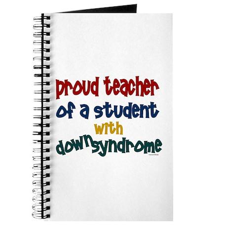 Proud Teacher....2 (Student DS) Journal
