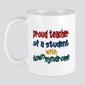 Proud Teacher....2 (Student DS) Mug
