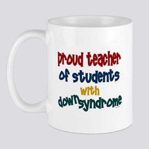 Proud Teacher....2 (Students DS) Mug