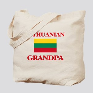 Lithuanian Grandpa Tote Bag