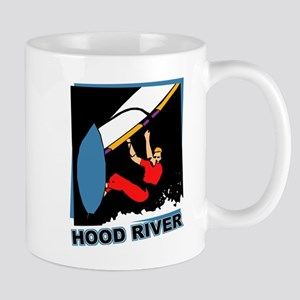 Hood River Windsurfing T-shir Mug