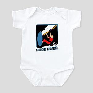 Hood River Windsurfing T-shir Infant Bodysuit