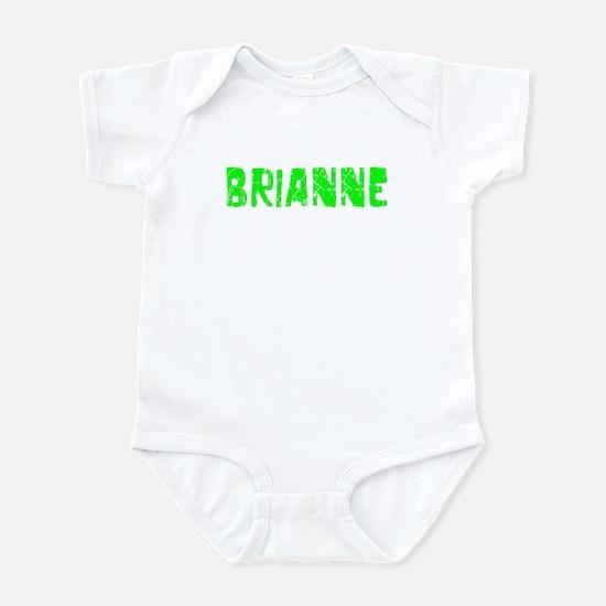 Brianne Faded (Green) Infant Bodysuit