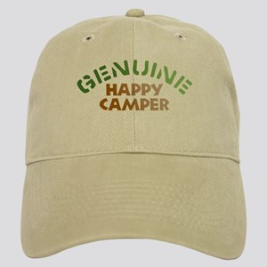 Genuine Happy Camper Cap