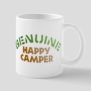 Genuine Happy Camper Mug