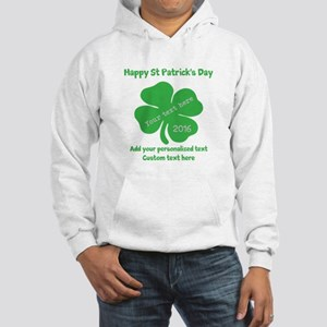 St Patricks Day Personalized Sweatshirt