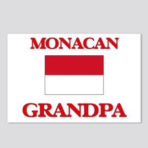 Monacan Grandpa Postcards (Package of 8)
