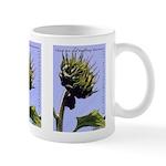 Budding Business Sunflower - Small Mug