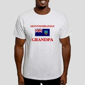 Montserratian Grandpa T-Shirt