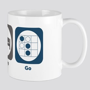 Eat Sleep Go Mug