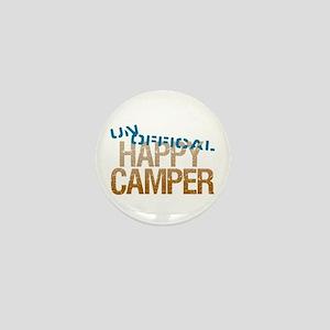 Unofficial Happy Camper Mini Button