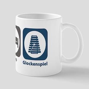 Eat Sleep Glockenspiel Mug