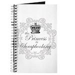 The Princess Is Scrapbooking Journal