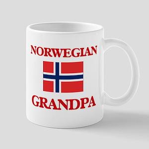 Norwegian Grandpa Mugs