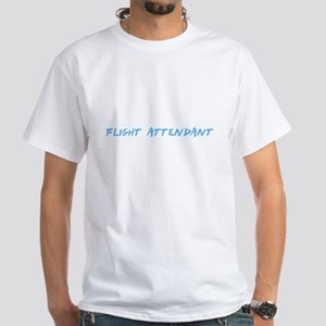 Flight Attendant Profession Design T-Shirt