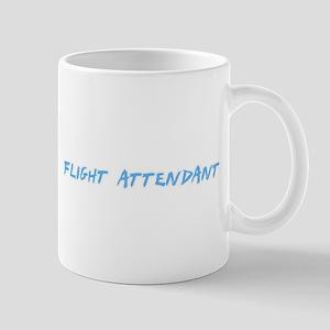Flight Attendant Profession Design Mugs