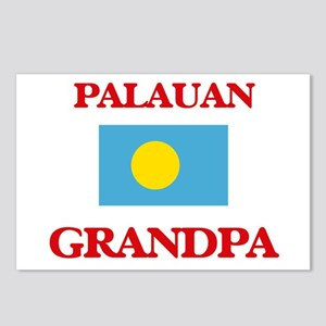 Palauan Grandpa Postcards (Package of 8)