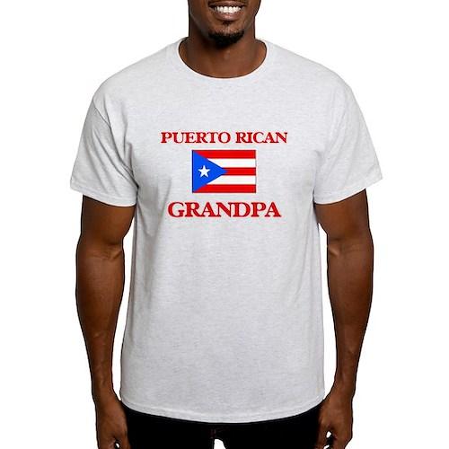 Puerto Rican Grandpa T-Shirt