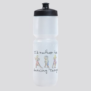 Rather be dancing Sports Bottle