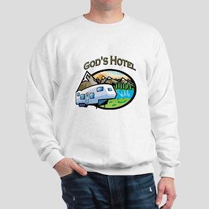 God's Hotel Sweatshirt