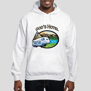 God's Hotel Hooded Sweatshirt