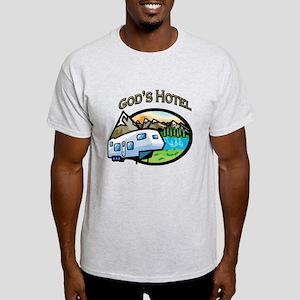 God's Hotel Light T-Shirt