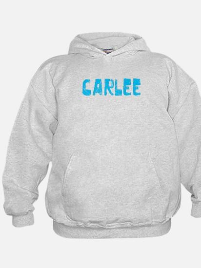 Carlee Faded (Blue) Hoodie