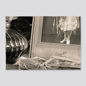 Vintage Memories 5'x7'Area Rug