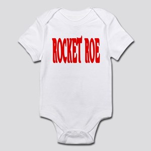 """Rocket Roe"" Infant Bodysuit"