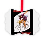 Biking is My Passion, Bicycle Riding Print Picture