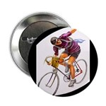 Biking is My Passion, Bicycle Riding Print 2.25