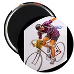 Biking is My Passion, Bicycle Riding Print Magnets