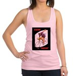 Biking is My Passion, Bicycle Riding Print Tank To