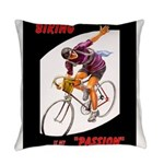 Biking is My Passion, Bicycle Riding Print Everyda