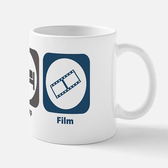 Eat Sleep Film Mug