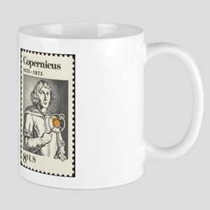 Copenicus Mug Space & Astronomy Stamp Gift Shop