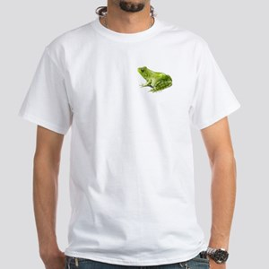 Bullfrog White T-Shirt