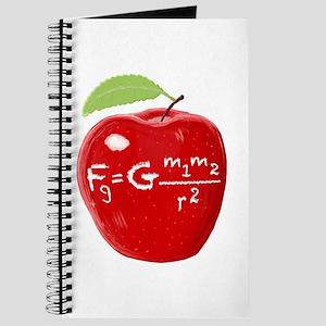 Science Teacher's Newton Gravity Law A Journal