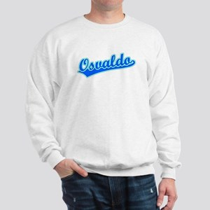 Retro Osvaldo (Blue) Sweatshirt