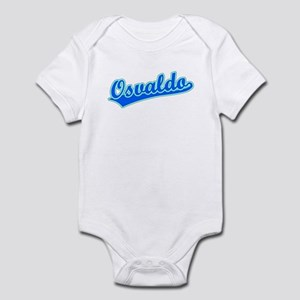 Retro Osvaldo (Blue) Infant Bodysuit
