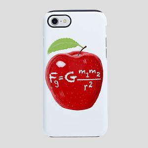 Science Teacher's Newton iPhone 8/7 Tough Case