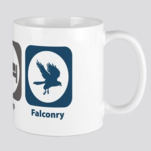 Eat Sleep Falconry Mug