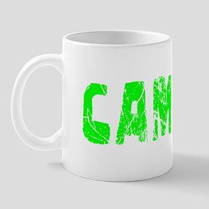 Camila Faded (Green) Mug