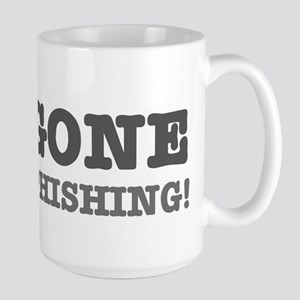 GONE PHISHING! Mugs