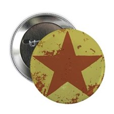 Rusty Star Button