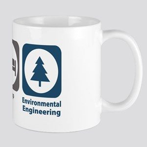 Eat Sleep Environmental Engineering Mug