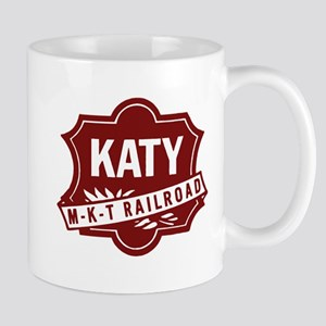 MKT Railroad Mugs
