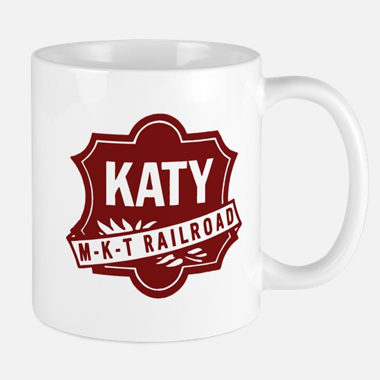 MKT Railroad Mugs