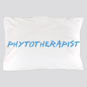 Phytotherapist Profession Design Pillow Case